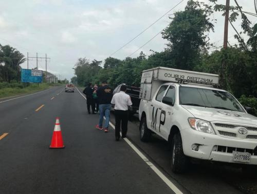 La ruta conduce a Petén desde Izabal. (Foto: captura de Facebook)