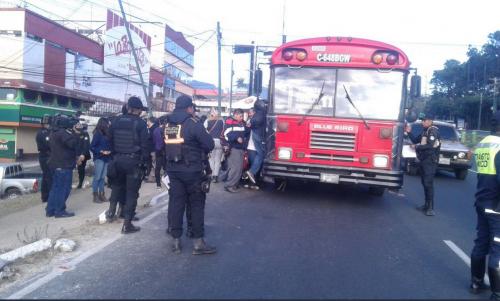 Los operativos comenzaron desde las 6:00 horas. (Foto: Pablo Morales/PMT)