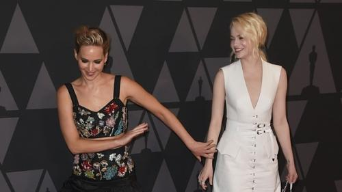Emma y Jennifer tenían al mismo acosador.