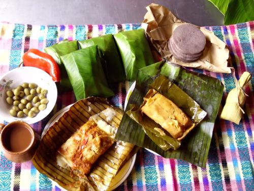 Existen innumerables variaciones del tamal en Guatemala. (Foto: Gabriela Morales/Nuestro Diario)