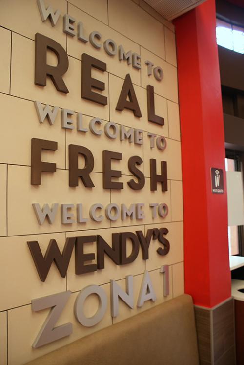 Desde 1969 que existe la cadena de comida rápida. (Foto: cortesía Wendy´s).