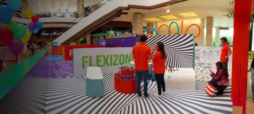 Un nuevo concepto de entretenimiento para tus niños en este inicio de clases: Artpark, en Naranjo Mall. (Foto: Víctor Xiloj/Soy502)