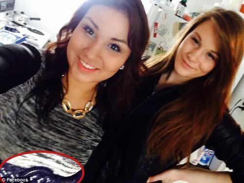 El cinturón que viste la joven fue encontrado a pocos metros de la escena del crimen. (Foto: lopezdoriga.com)