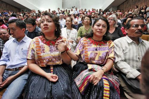 """""""500 Años"""" aborda temas de justicia, corrupción e impunidad. (Foto: Daniel Hernández-Salazar)"""