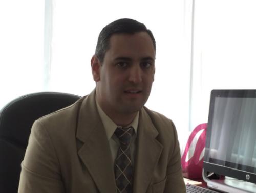 Manuel Alfonso Castellanos Alonzo se desempeñó como Director General del Congreso durante los primeros meses de la administración de Óscar Chinchilla. (Foto: Archivo/Soy502)