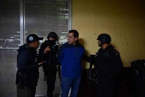 La PNC capturó a Williams Mansilla en su vivienda y 12 horas después lo dejaron el libertad por orden judicial. (Foto: Jesús Alfonso/Soy502)
