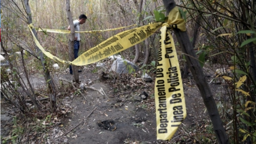 El cadáver del actor fue encontrado en la ribera de un río. (Foto: Infobae)