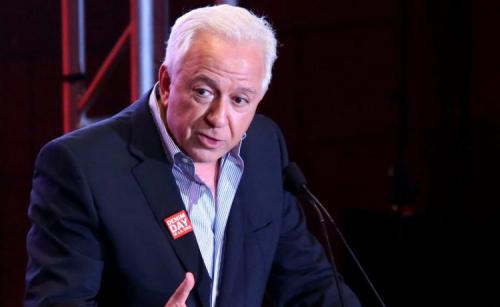 Marciano es co fundador de Guess. (Foto: nydailynews)