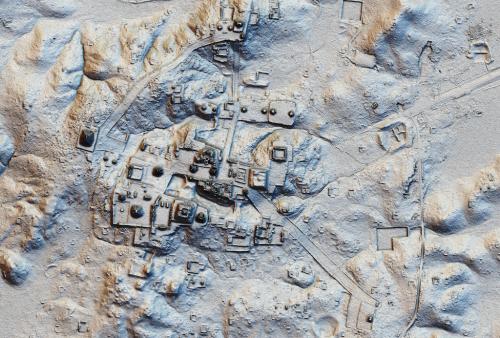 Los hallazgos permiten observar la manera en que estaba organizada la ciudad de Tikal. (Foto: Pacunam)