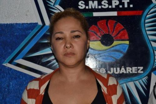 """Ella es Leticia Rodríguez Lara alias """"Doña Lety"""". (Foto: www.infobae.com)"""