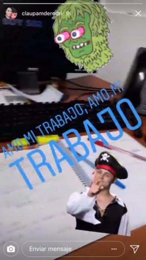 El actor guatemalteco Arturo Castro es parte de los GIF de Instagram. (Foto: captura de pantalla)