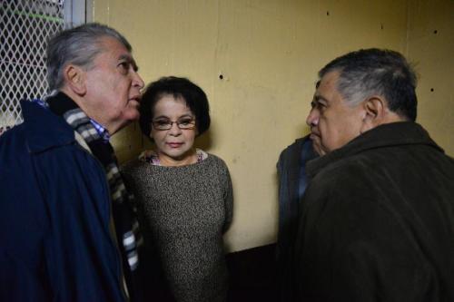 Varios miembros del gabinete de Alvaro Colom fueron detenidos por firmar el acuerdo que dio vida al Transurbano. (Foto: Jesús Alfonso/Soy502)