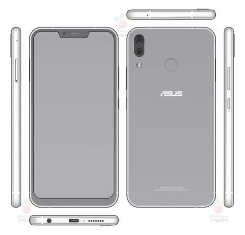 Imágenes filtradas del supuesto ASUS ZenFone 5. (Foto: Xataka)