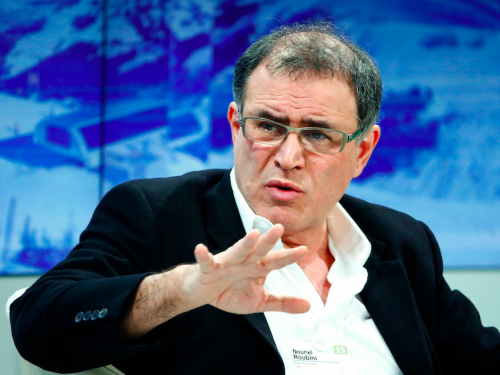 El economista Nouriel Roubini asegura que el bitcoin es la madre de todas las burbujas financieras en la historia de la humanidad. (Foto: Business Insider)