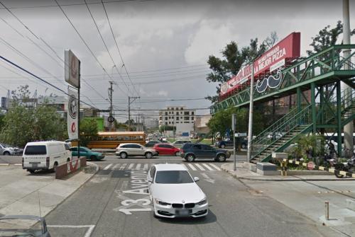 En esta área se activará el nuevo semáforo. (Foto: captura Google Maps)