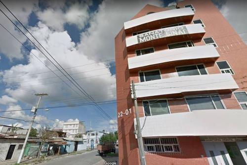 Este es el hospital donde se encuentra internado el exfiscal Rony López. (Foto: Google Maps)