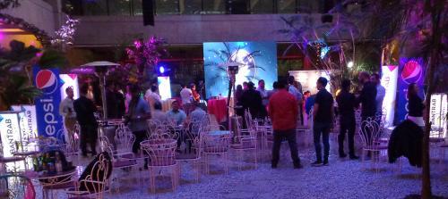 En es espacio cultural 1001 Noches se presentó a medios de comunicación y público en general la propuesta recreativa de Bantrab. (Foto: Magui Medina/Soy502)