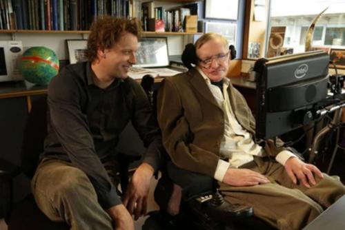 (Thomas Hertog y Stephen Hawking trabajaron en esta investigación. Foto: Facebook)