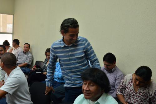José Manuel Morales Marroquín ha sorprendido con diferentes peinados. (Foto: Jesús Alfonso/Soy502)