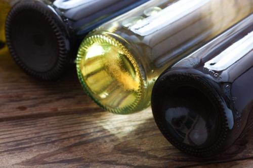 Todo empezó cuando hicieron las botellas con la técnica del vidrio soplado. (Foto: Archivo)