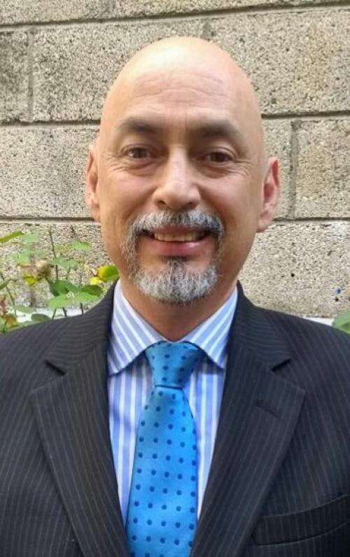 Ricardo Abel Girón Loarca murió en el Organismo Judicial a consecuencia de un paro cardiorrespiratorio. (Foto: Cortesía)