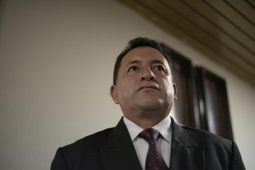 De León fue director de logística del Estado Mayor del Ministerio de la Defensa. ( Foto: Wilder López/Soy502)