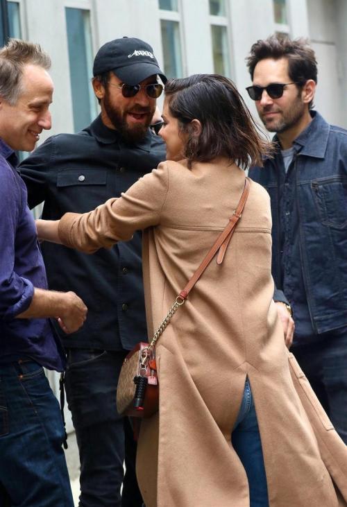 Los rumores surgieron después de que la pareja fue vista en Nueva York, acompañada de unos amigos. (Foto: archivo)