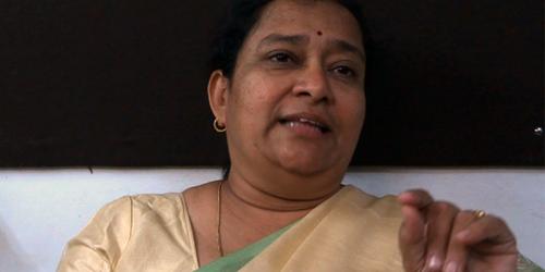 Las declaraciones de la política Asha Mirge han generado mucho rechazo entre la sociedad india. (Foto. ncp.org.in)