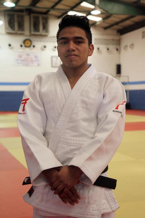 José Ramos será el quinto judoca guatemalteco en participar en una cita olímpica. (Foto: COG)