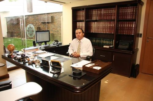 Juan Manuel Diaz-Duran fue contratista del Estado entre 2011 y 2013. (Foto: Facebook/Juan Manuel Diaz-Duran)