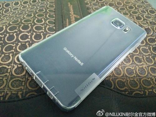 Imagen filtrada del Samsung Galaxy Note 5. (Foto: sammobile)