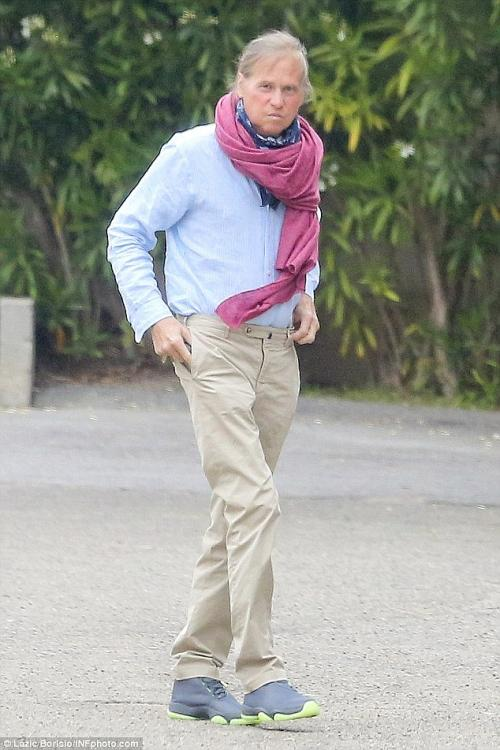 El actor habló sobre su padecimiento y contra el que lucha fuertemente. (Foto: Daily Mail)