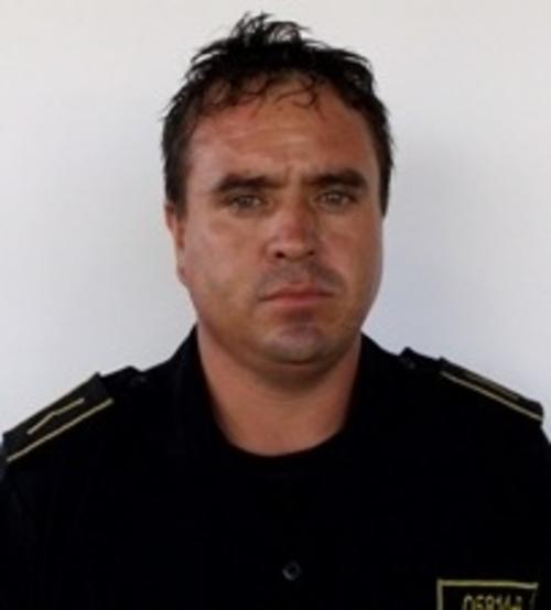 El subinspector de la Policía Nacional Civil, Rigoberto Arana García de 40 años, murió durante un enfrentamiento armado con pandilleros. (Foto: PNC)