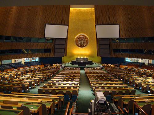 Todo está listo para celebrar la 68 Asamblea General de la ONU