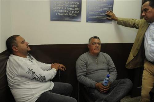 """Edgar Leonel """"el Viejo"""" Estrada Morales aprendió a cocinar metanfetaminas. (Foto: que.es)"""