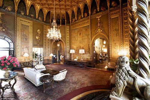 La lujosa mansión está valorada en 200 millones de dólares. (Foto.: Getty Images/ Daily Mail)
