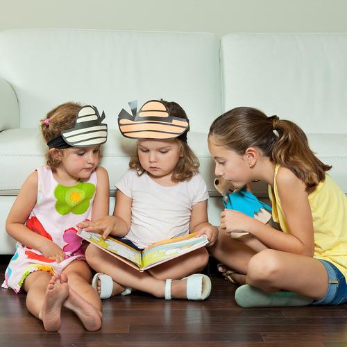 Para Sven Huber, los hábitos lectores pueden y deben empezar a trabajarse desde el nacimiento del niño. (Foto: Boolino)
