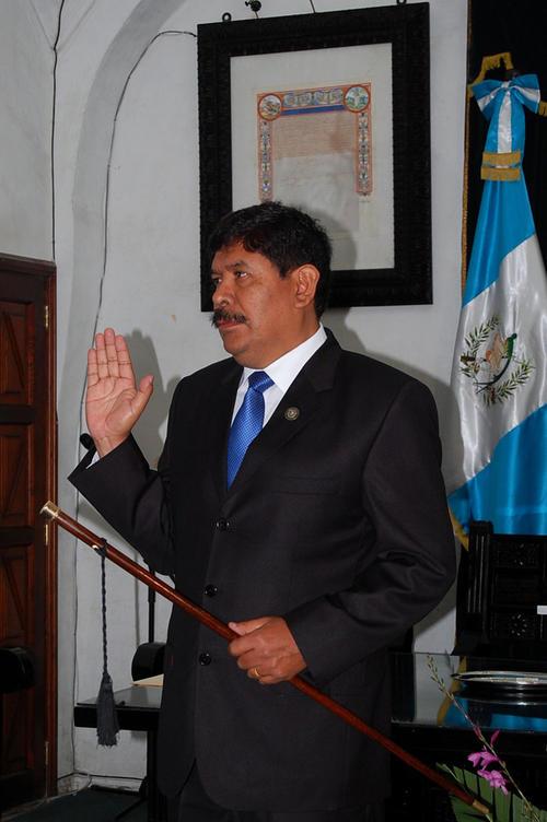 Adolfo Vivar fue detenido en 2012 sindicado de participar en la malversación de fondos de la municipalidad de Antigua Guatemala.