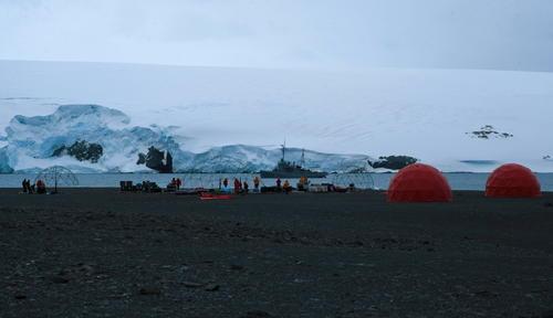 Metallica ofrecerá hoy un concierto en la Antártida. (Foto: EFE)