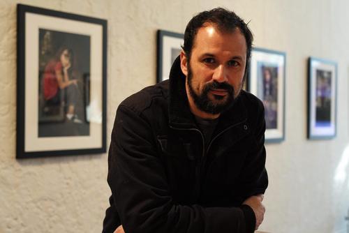 El fotógrafo Greg Cohen presentará su exposición en Los Angeles, California. (Foto: Armando Arorizo/EFE)