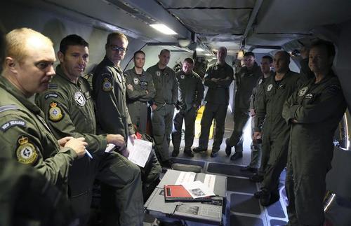 """Las últimas declaraciones del primer ministro de Australia fue afirmar que """"las mentes más brillantes del mundo trabajan en la búsqueda del avión de Malaysia Airlines"""". (Foto: EFE)"""
