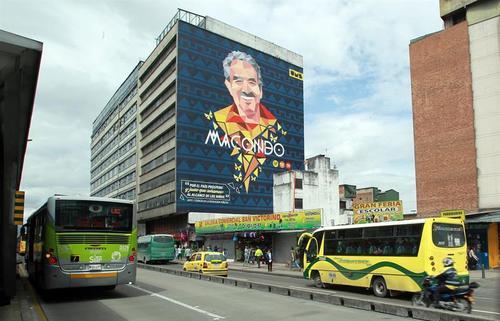 Tras la trágica noticia de la muerte del escritor colombiano el 17 de abril de 2014, muchas personalidades hicieron miles de reconocimientos póstumos.