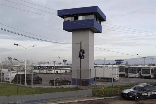 Vista de la prisión de donde se escapó El Chapo Guzmán. (Foto: EFE)