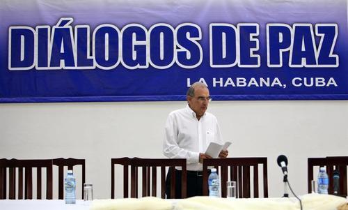 Las negociaciones de paz entre el gobierno de Colombia y las FARC se realizan en La Habana, Cuba. (Foto: EFE)