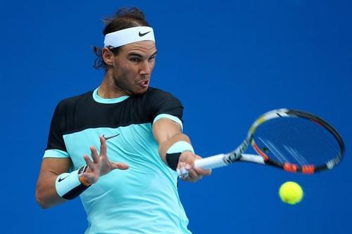 Nadal buscará quebrar la buena racha de Djokovic, en China. (Foto: EFE)