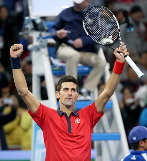Djokovic va por un título más. (Foto: EFE)