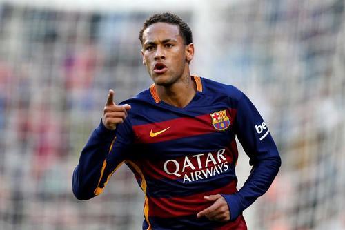 Neymar, jugador del Barcelona, nominado al Balón de Oro. (Foto: EFE)