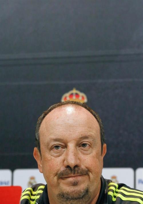Benítez no la ha pasado muy bien desde que arribó al Madrid. (Foto: EFE)