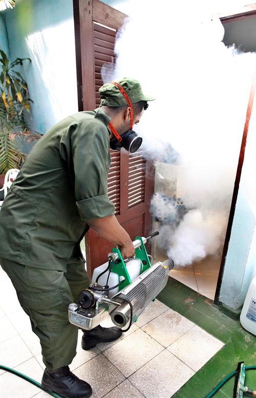 Aunque no se reportan casos de zika en la isla caribeña, las autoridades toman medidas preventivas para evitar contagios. (Foto: EFE)
