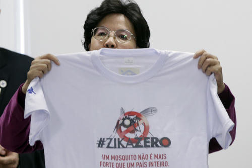 La directora general de la Organización Mundial de la Salud (OMS), Margaret Chan, afirmó hoy en Brasil que la crisis del virus del Zika va a agravarse. (Foto:EFE)